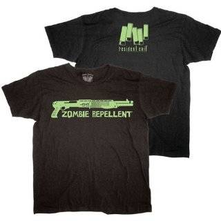Machine Gun Logo Mens Tee Shirt in 12 colors Small thru 6XL Clothing
