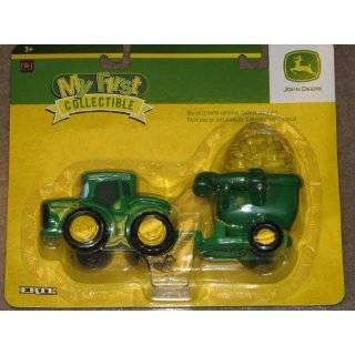 ERTL John Deere My First Collectible Die Cast Tony Track