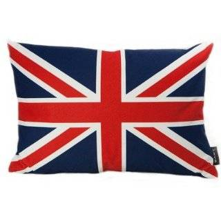 British Flag   Union Jack Pillow