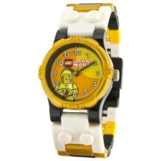 LEGO Kids 2907STWC3 Star Wars C3PO Watch Watches