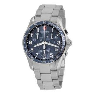 Swiss Army Mens Chrono Classic Watch #241122 Victorinox