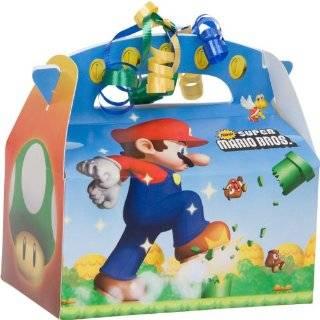 Super Mario Bros. Lunch Bag aprox 13x13