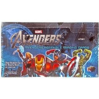 Rare Alex Ross Avengers Assemble vs System Trading Card