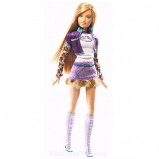 Barbie Fashion Fever Animal Print Collection 12 Inch Doll