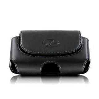 Cell Phone Nylon Carrying Pouch / Case with Belt Clip for Pantech cell