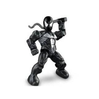 Mega Bloks   Marvel Micro Action Figure   Series 1   BLACK SPIDERMAN