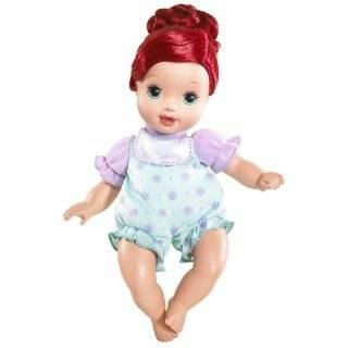 Disney Princess Sparkle Baby Ariel Doll Toys & Games