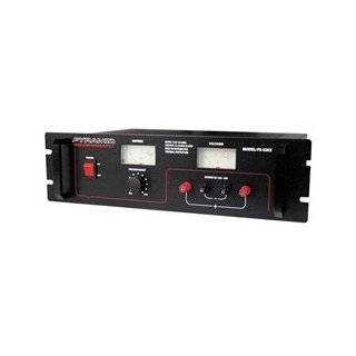 PYRAMID PS52KX 50 AMP POWER SUPPLY WITH BUILT IN COOL FAN