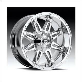 Fuel Hostage Matte Black Wheel (18x9) Automotive