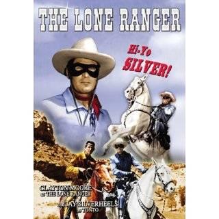 The Lone Ranger: Clayton Moore, Jay Silverheels, Bonita