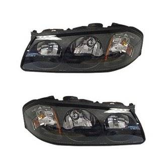 2000 2004 Chevrolet / Chevy Impala Headlights Headlamps Head Lights