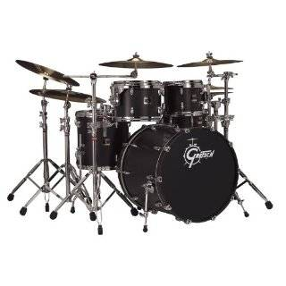 GRETSCH Renown Maple Drum Set Shell Set with FREE 8 Tom! In Graphite
