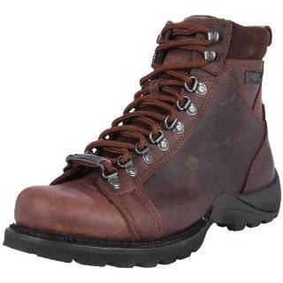 Harley Davidson Mens Apollo Hiker Boot Shoes
