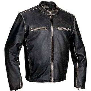 River Road Drifter Mens Vintage Leather Harley Touring Motorcycle