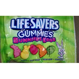 Lifesavers Gummies Bunnies and Eggs 8.5 Oz Life Savers Easter Candy