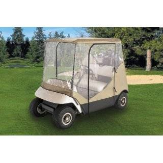 COVER COVERS CLUB CAR, EZGO, YAMAHA, FITS MOST TWO PERSON GOLF CARTS