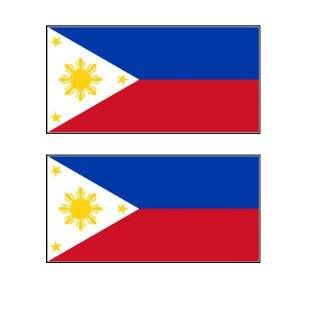 Philippine Filipino Stickers Decal Bumper Window Laptop Phone Auto
