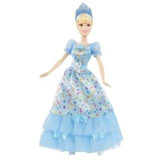 Disney Princess Twinkle Lights Cinderella Doll Toys