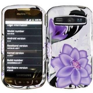 Pink Splash Hard Case Cover for Samsung Admire R720 Rookie
