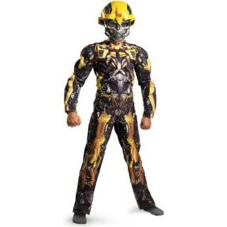 Transformers Costume Optimus Prime Classic Muscle Costume