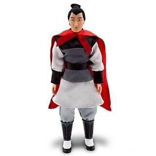 Disney Mulan Li Shang Doll    12 Toys & Games