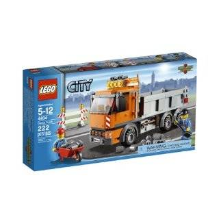 LEGO City Town Tipper Truck 4434