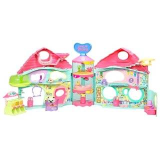 Littlest Pet Shop Biggest LIttlest Pet Shop Playset Toys