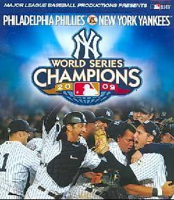 MLB 2009 World Series   New York Yankees vs. Philadelphia Phillies