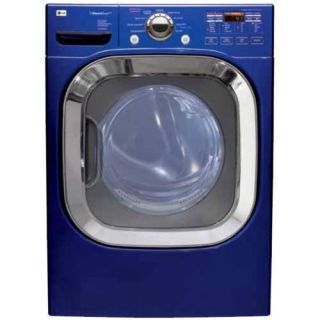 LG 7.4 cubic foot Blue Front Load Electric Dryer