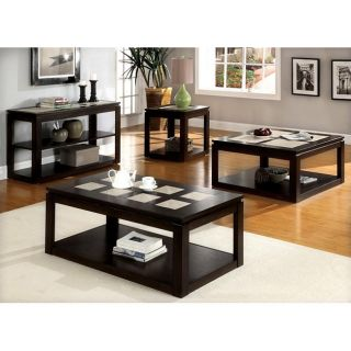 Fiona Modern 4 piece Table Collection