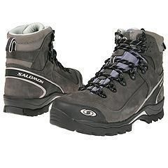 Salomon Mega Trek 6 LTR Asphalt/Detroit/Mid Grey