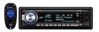 JVC Arsenal KD AR870 50W x 4 CD/FM/MP3/WMA Satellite Ready Receiver