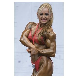 2009 European Womens Bodybuilding & Fitness Champ for