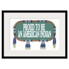 Cherokee Indian Framed Prints  Cherokee Indian Framed Posters