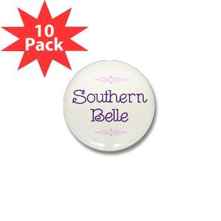 Southern Belle Mini Button (10 pack)