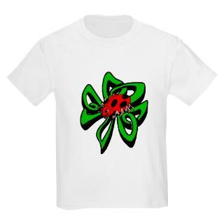 Celtic Ladybug : Tattoo Design T shirts and More