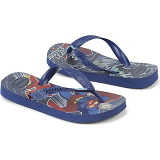 Justice League flip–flops 6 9 years   HAVAIANAS   Shoes   Shop Boys