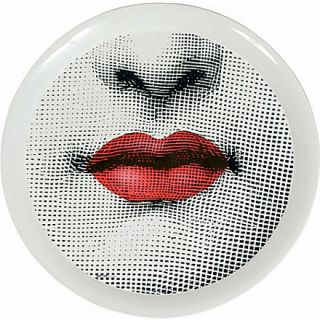 Bocca round tray   FORNASETTI   Home decor   Decorative accessories