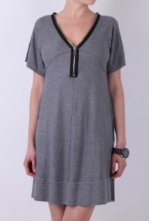 Zip V Aline Dress by Sonia by Sonia Rykiel   Grey   Buy Dresses Online