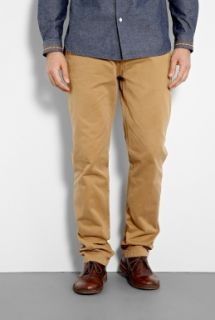YMC  Tobacco Twill Tapered Chinos by YMC