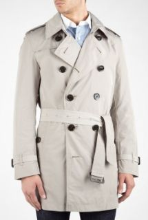 Stone Pac A Mac Trench Coat by Burberry Brit   Neutral   Buy Coats Online