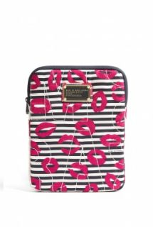Marc by Marc Jacobs  Pretty Nylon Lips Print Tablet Case by Marc By Marc Jacobs