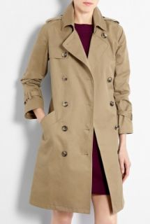A.P.C.  Ultimate Waxed Cotton Trench Coat by A.P.C.