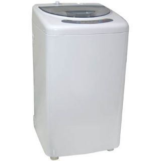 Haier Portable Compact Top Load Washer   0.91 Cu Ft/3 Cycle