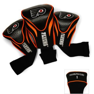 Philadelphia Flyers Set of 3 Golf Head Covers