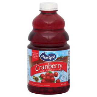Spray Cranberry Juice Cocktail   2 Bottles (46 fl oz ea)