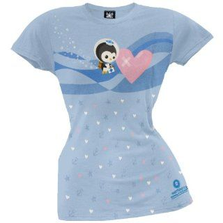 Octonauts   Blue Nurse Juniors T Shirt: Explore similar