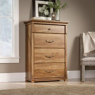French Mills Dresser American chestnut: Home & Kitchen