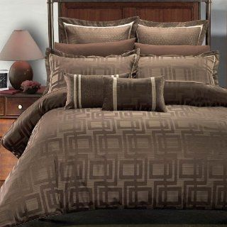 Janet 7PC King Size Duvet Cover Set.: Home & Kitchen