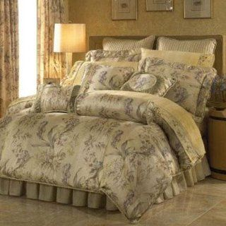 Croscill Anya Comforter, Bed Skirt and Sham Set: Croscill